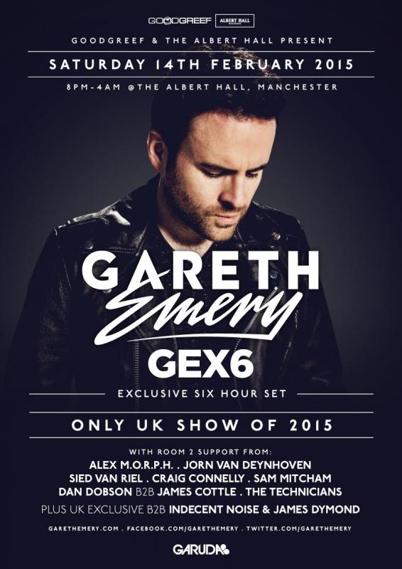 GE Alberthallfeb2015 Web Poster